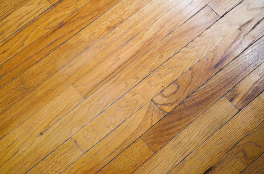 hardwood floor look cloudy