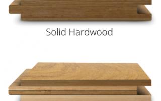 solid hardwood vs.engineered hardwood