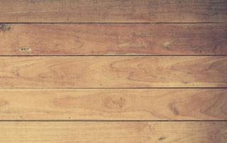 how to clean unsealed hardwood floor
