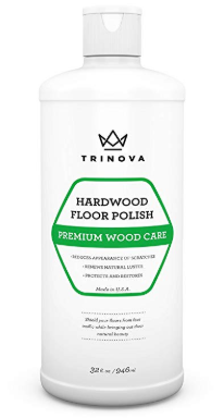 TriNova Hardwood Floor Polish