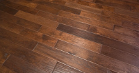 clean hardwood floor