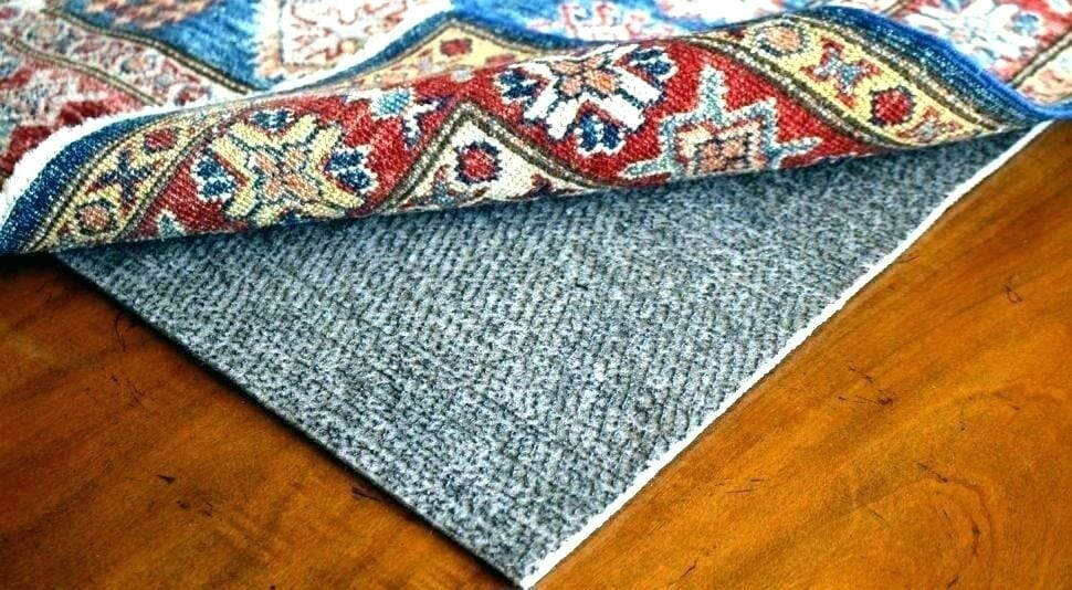 Best Rug Pads For Hardwood Floors Of 2019 Reviews And