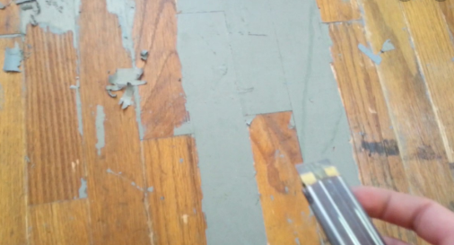 How To Get Paint Off Hardwood Floors
