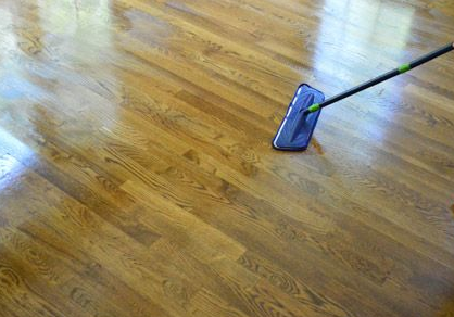 How Do You Wax Hardwood Floors Diy Wood Floors Cleaner