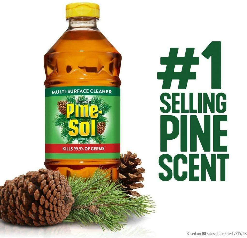 Is Pine Sol Good For Hardwood Floors