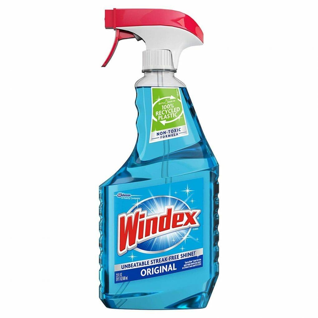 Can I Use Windex On My Hardwood Floors