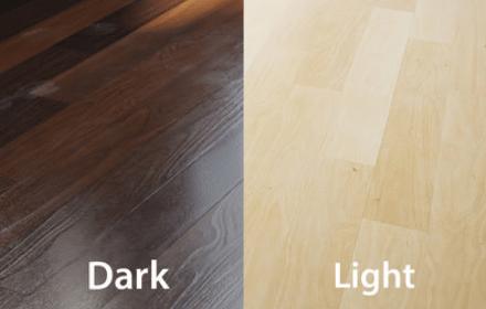Dark Vs Light Floors