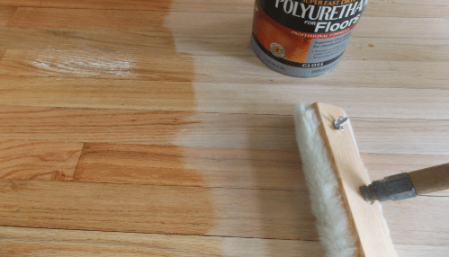 Polyurethane drying and curing time