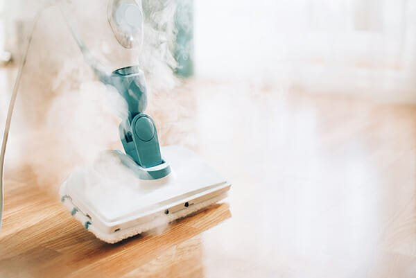 How to Steam Clean Hardwood Floors Correctly