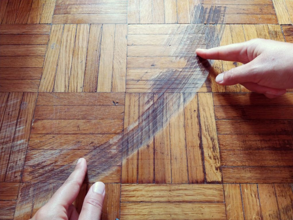 How Do You Remove Scratch Marks From Laminate Floors