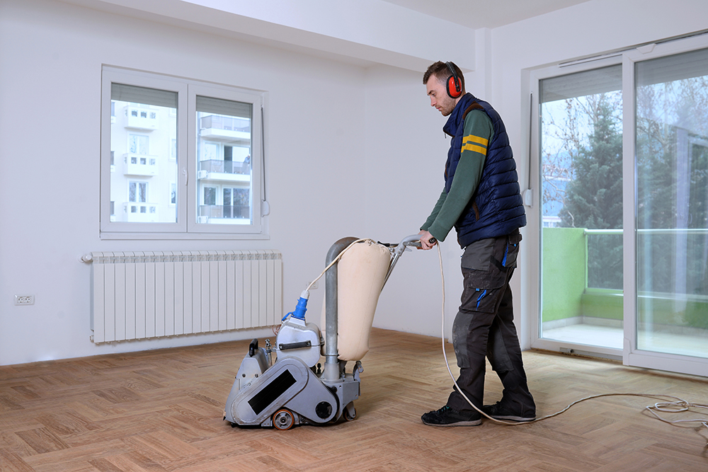 How much does sanding wood floors cost