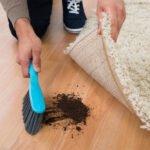 How Do You Get Mud Off Hardwood Floors