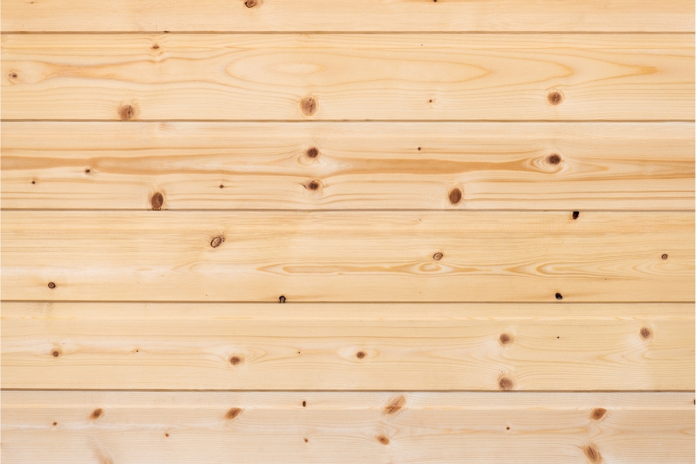 Is pine wood good for flooring?